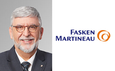Jean H. Gagnon est maintenant rendu chez Fasken Martineau!
