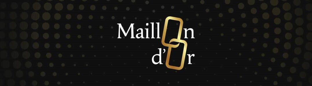 Invitation gala maillon d'or 2018