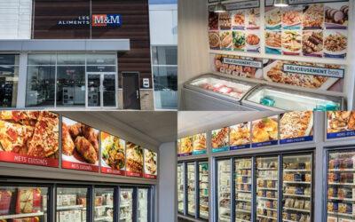 Les aliments M&M est prêt à poursuivre l'expansion de ses franchises