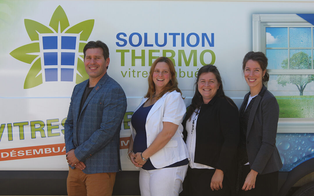 Nouvelle administration chez le franchiseur de Solution Thermo