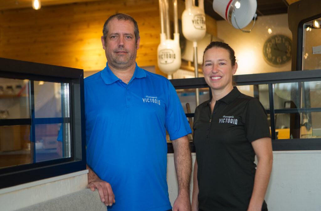 La franchise Fromagerie Victoria ouvrira un nouveau restaurant