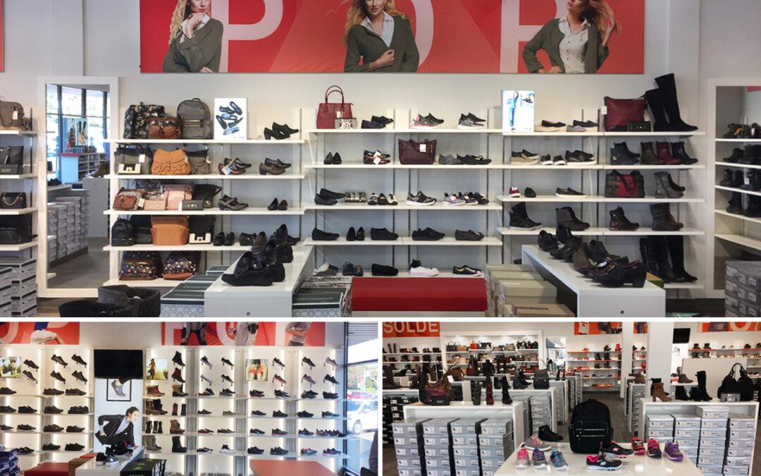Une nouvelle franchise Chaussure Pop à Ste-Hyacinthe!