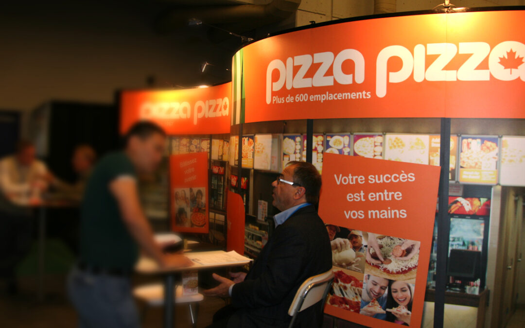 Une franchise Pizza Pizza est maintenant disponible à Delson