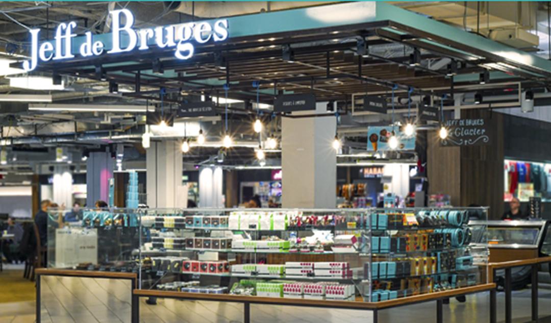 Jeff de Bruges, le premier chocolatier de France, ouvre sa première franchise à Montréal
