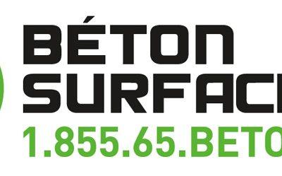BÉTON SURFACE VOIT LE JOUR SUR LA RIVE-NORD DE MONTRÉAL Une sixième franchise pour la jeune entreprise québécoise