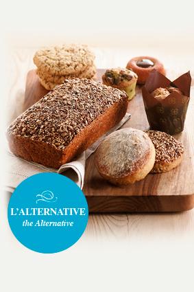 La franchise Première Moisson est heureuse de vous présenter une toute nouvelle gamme de produits de qualité conçue pour les personnes sensibles au gluten