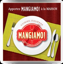 Une 4e franchise MANGIAMO! voit le jour à St-Eustache,