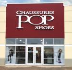 Chaussures POP peux maintenant offrir une franchise à St-Hyacinthe et à Moncton!