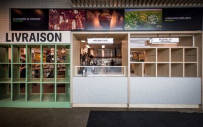 Quatre bannières de restaurant pour emporter ou à la livraison sous un même toit – St-Hubert lance MALGAM La centrale bouffe, un nouveau concept inspiré des cuisines fantômes