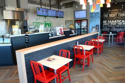Foodtastic fait l'acquisition de la chaîne de restaurants Pita Pit